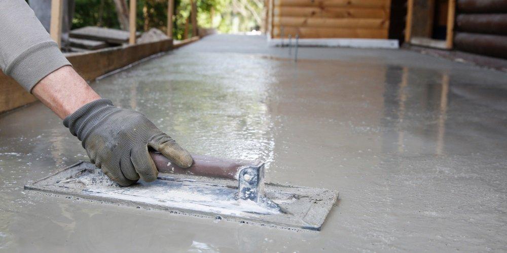 concrete flooring luton