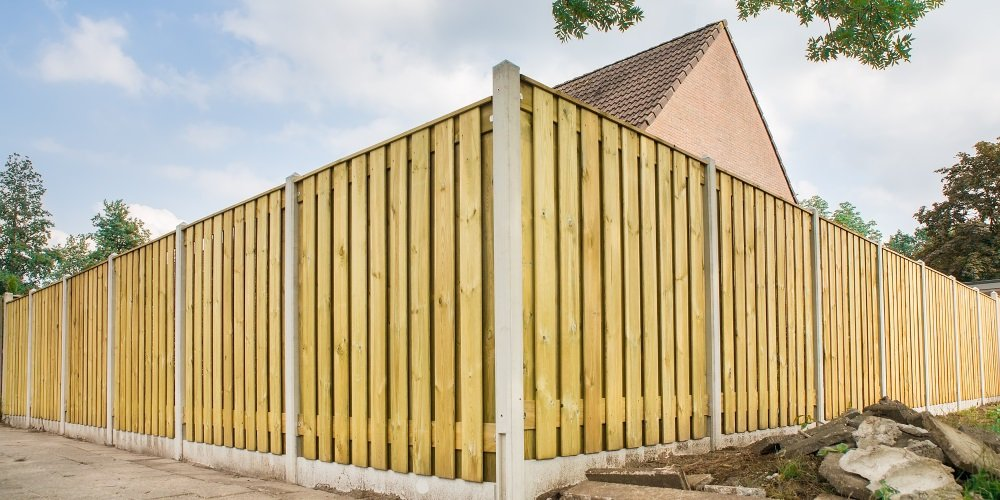 Fencing Services in Luton