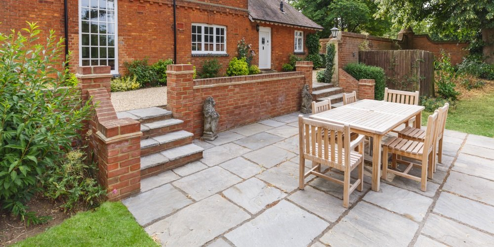 patio paving luton
